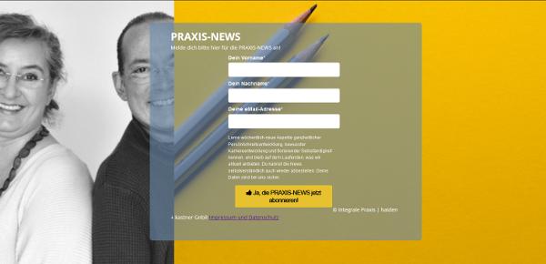 Praxis-News bestellen